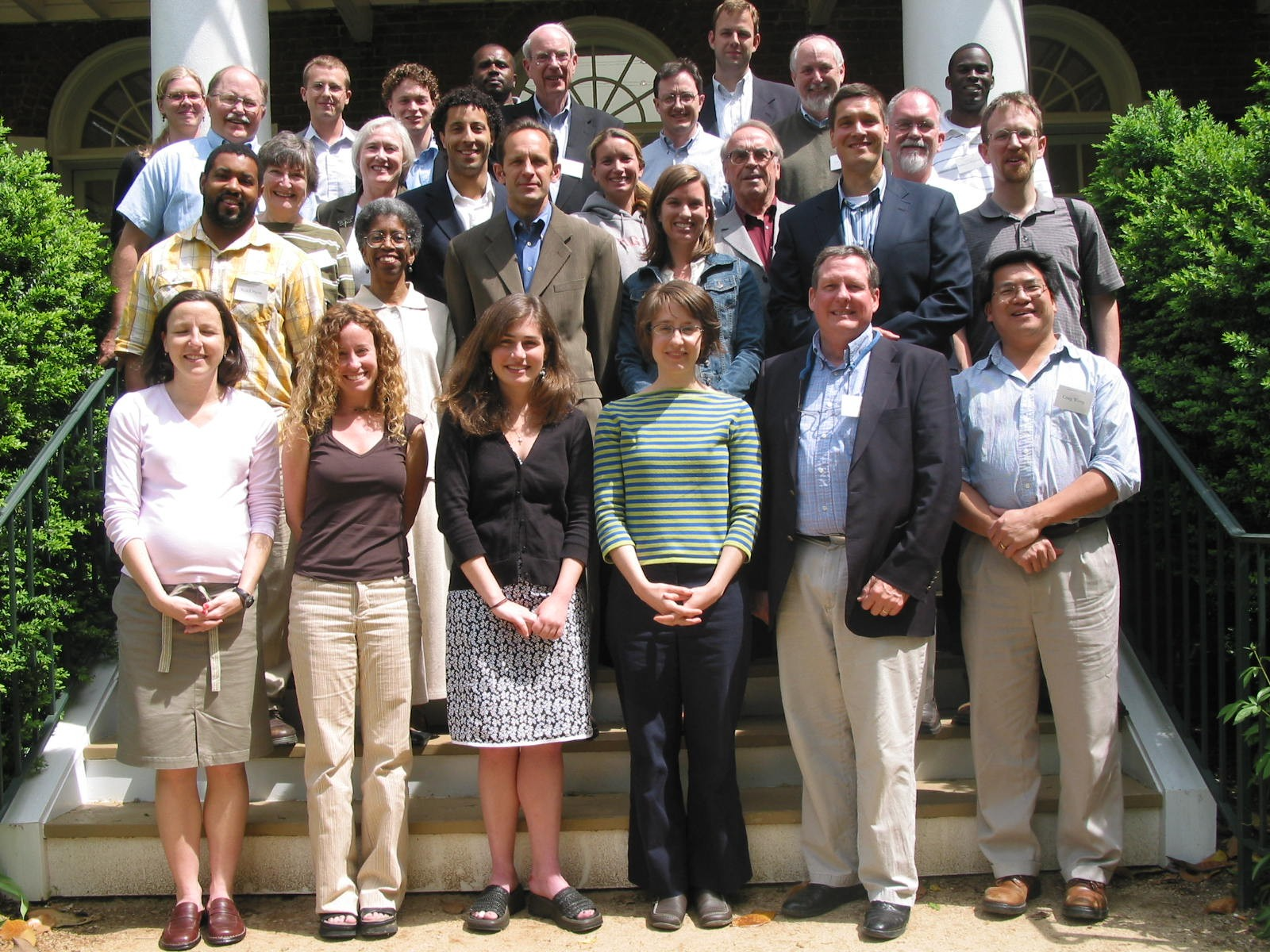 SILT 2005 participants
