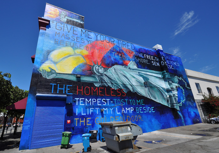 To Cause to Remember Mural