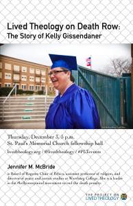 Jennifer McBride lecture on Kelly Gissendaner