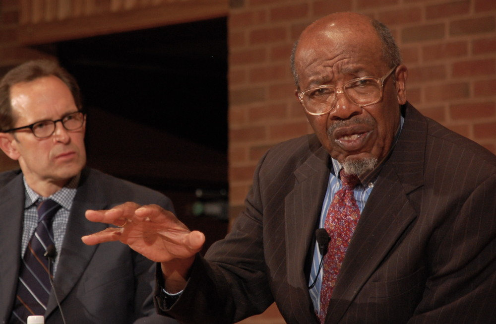 Keynote speaker Rev. John Perkins