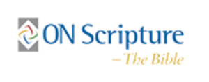 ON Scripture logo