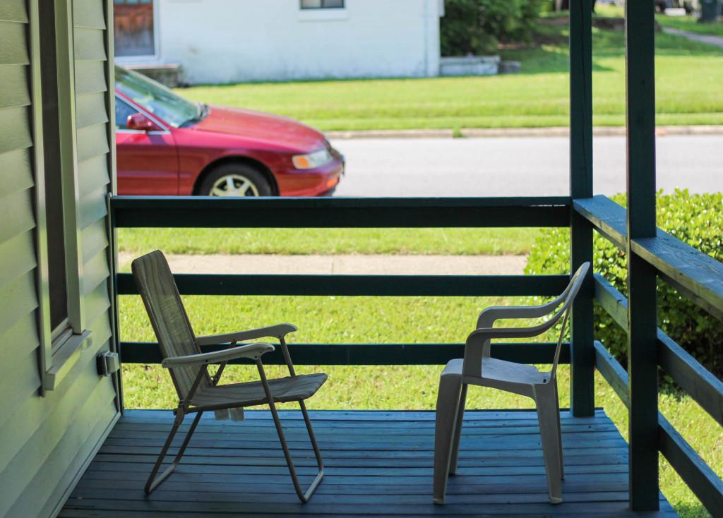 Walltown Porch