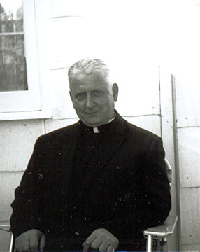 Fr. Ciszek one year after his release from the Siberian work camps