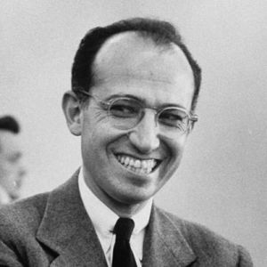 """What makes your heart leap?"" - Jonas Salk"
