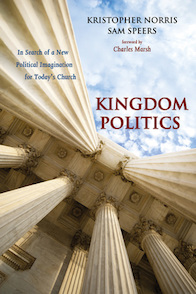 Kingdom Politics bookcover