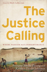 The Justice Calling book cover