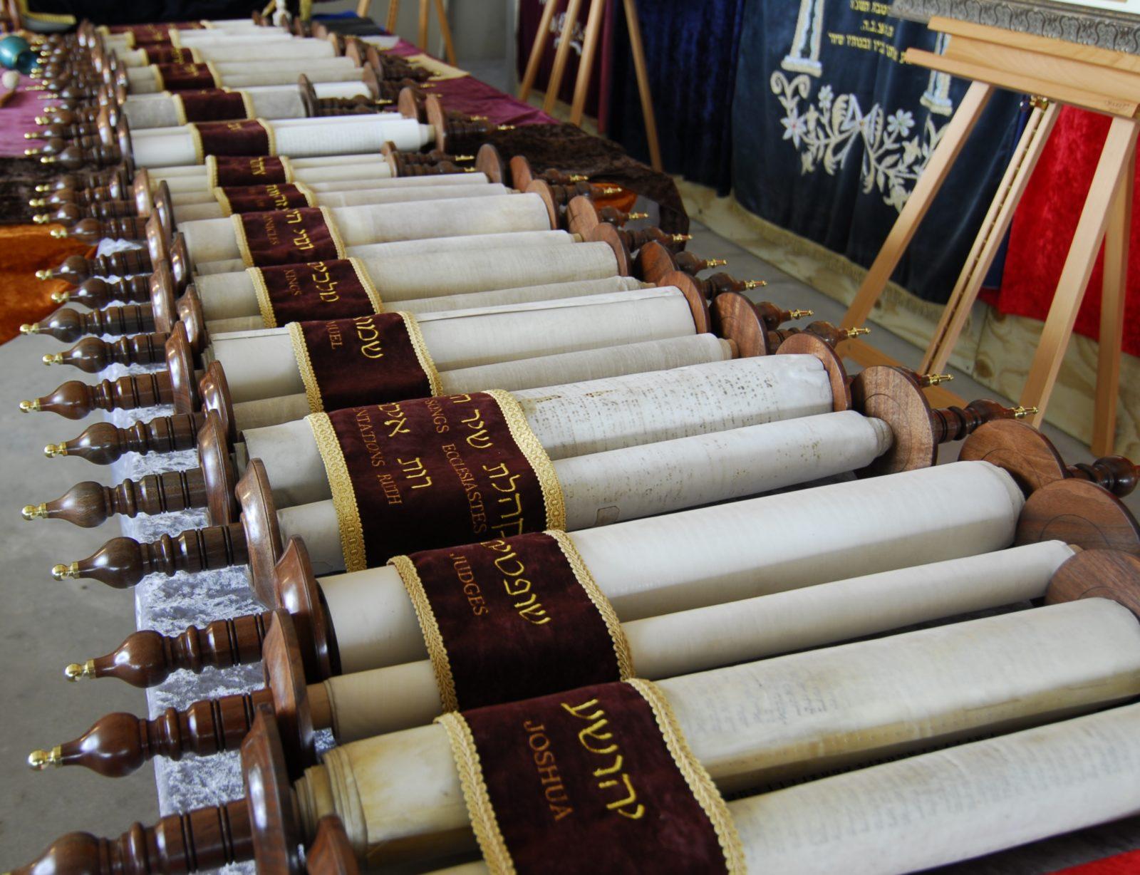 Tanakh Scrolls